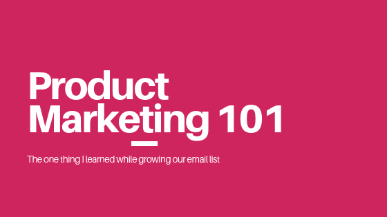 product-marketing